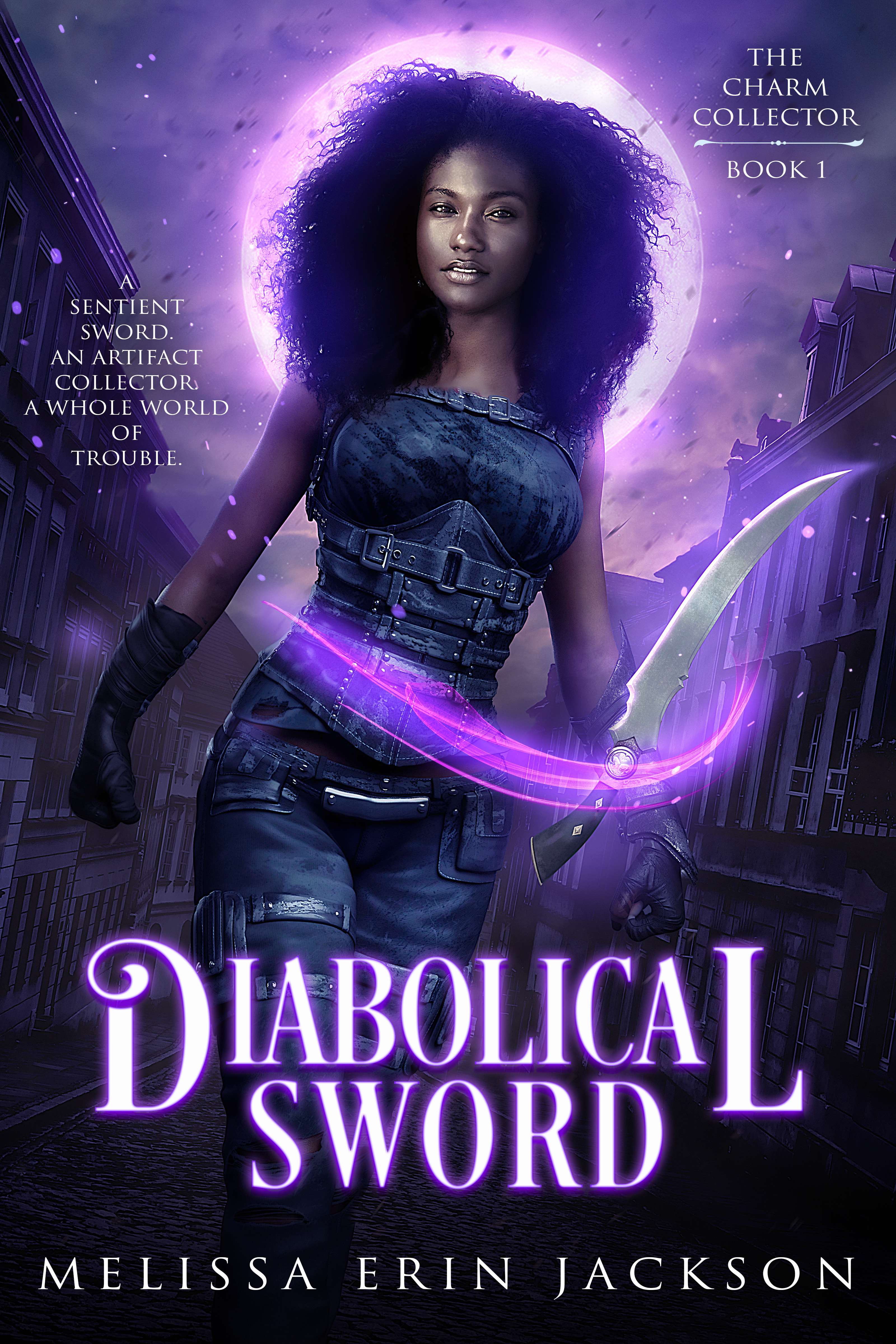 Diabolical Sword Cover