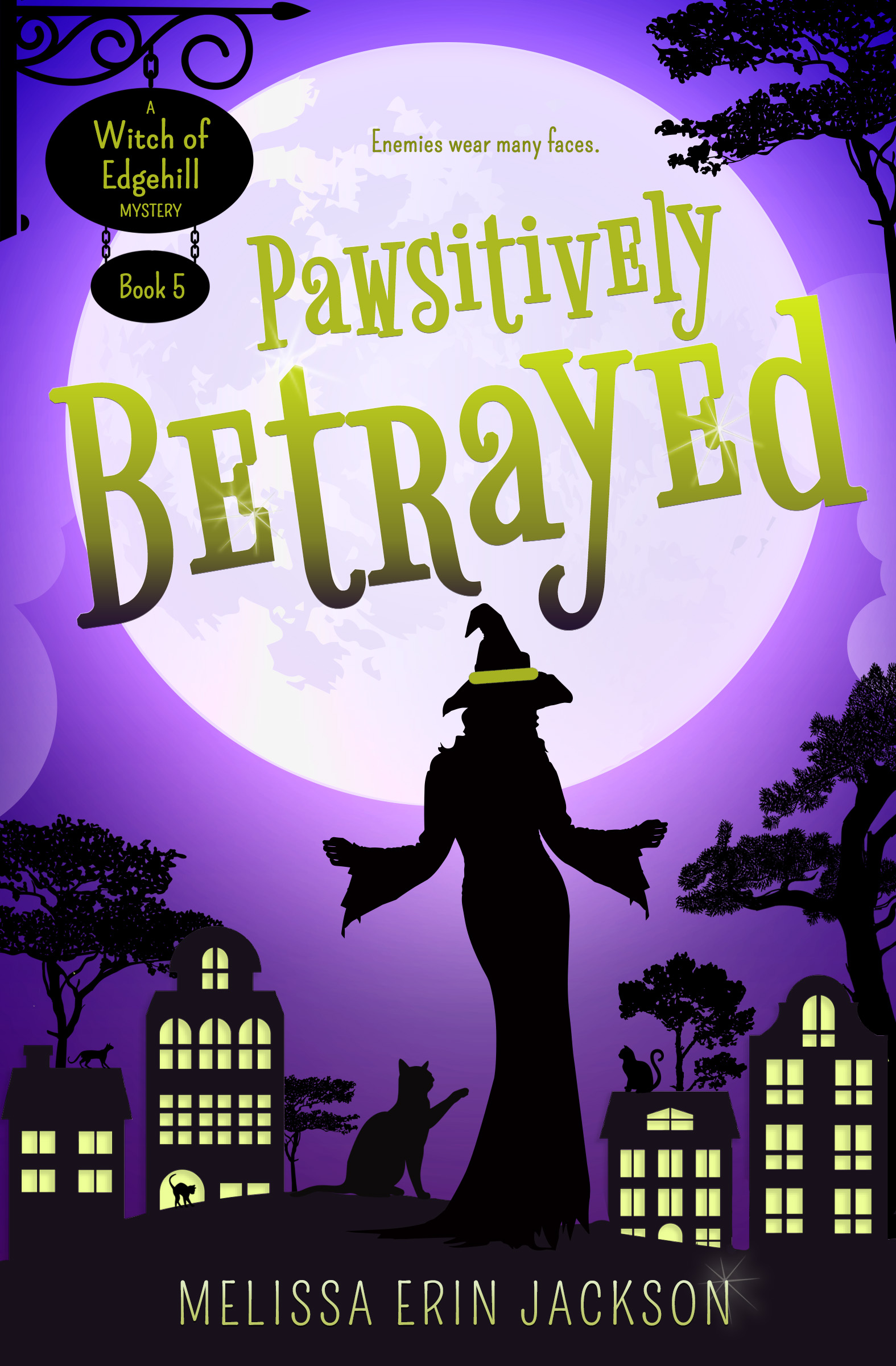 Pawsitively Betrayed Cover