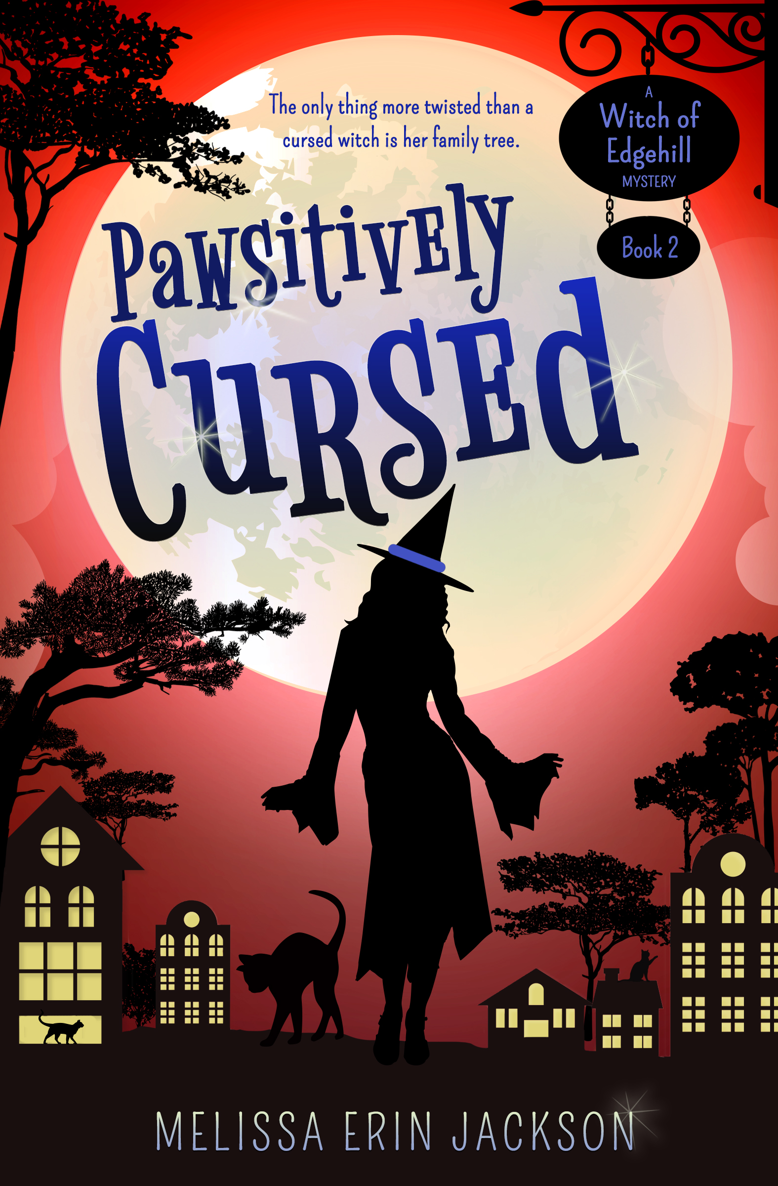 Pawsitively Cursed Cover