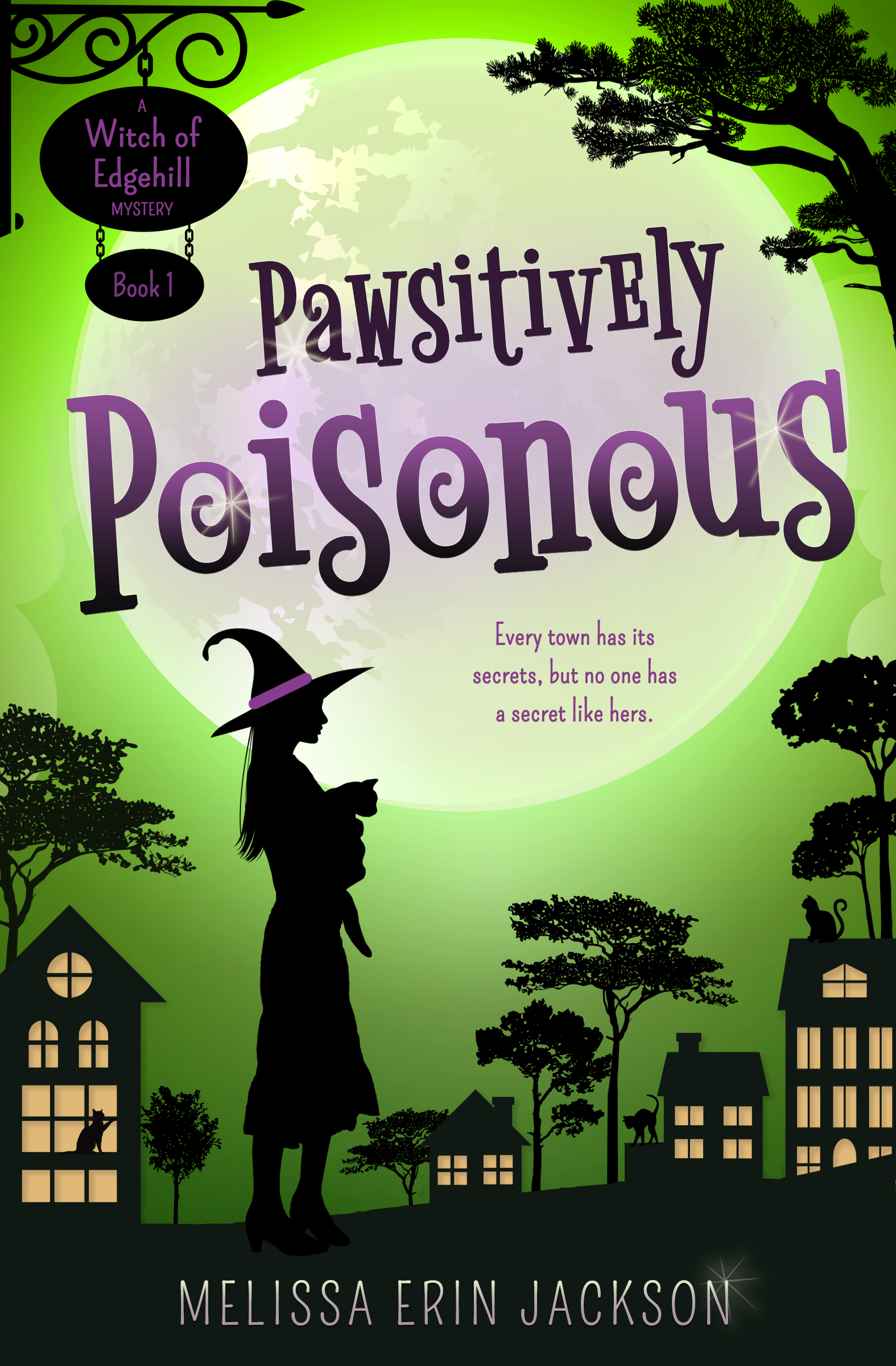 Pawsitively Poisonous Cover