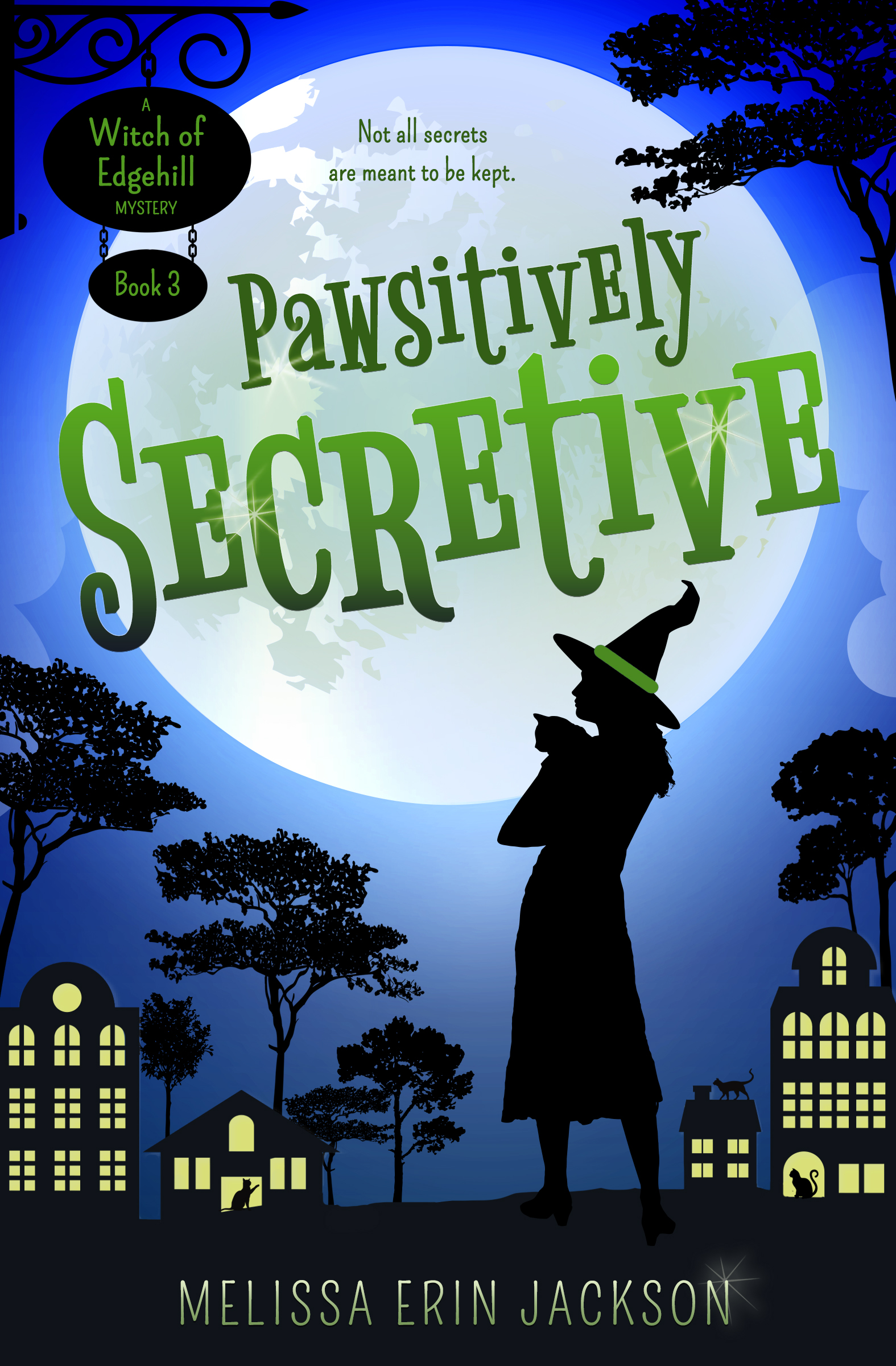 Pawsitively Secretive Cover