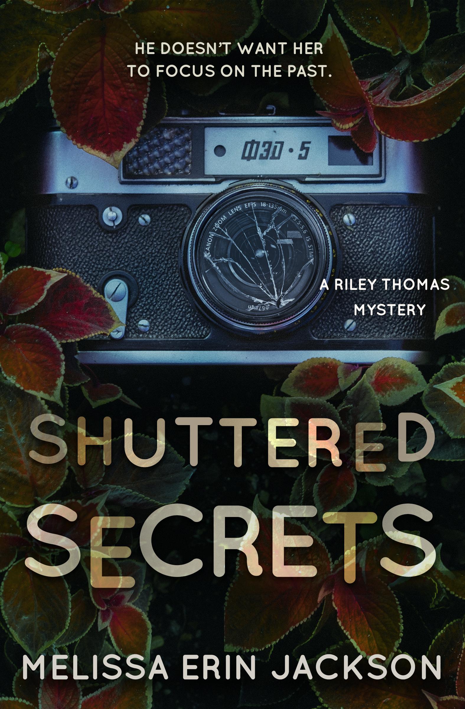 Shuttered Secrets Cover
